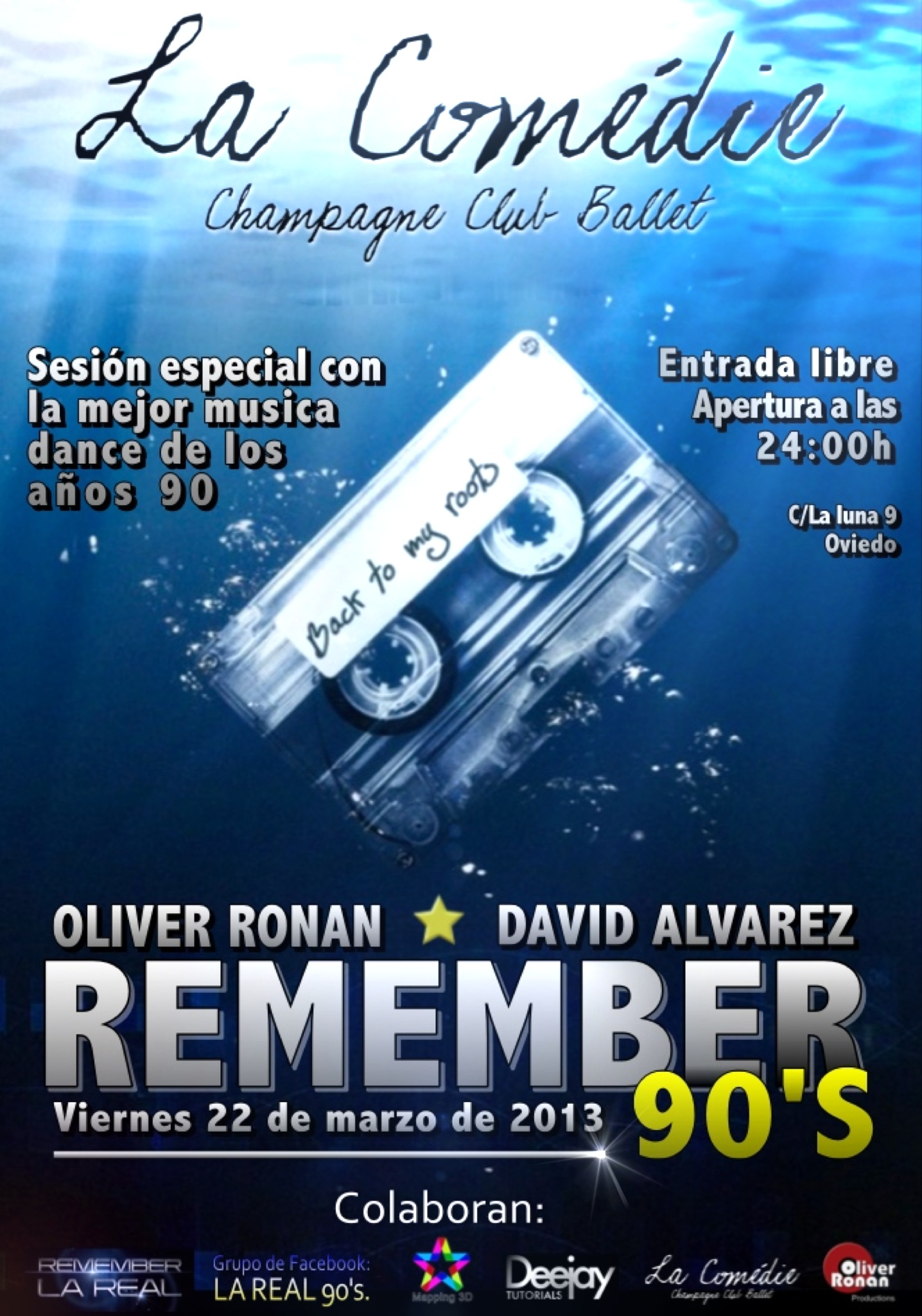 Fiesta Remember 90's